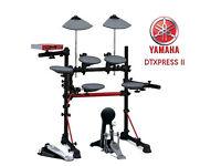 Yamaha electronic drum kit dtxpress 2 full set