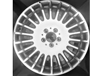 MERCEDES BENZ 19 TURBINE ALLOY WHEEL BRAND NEW BOXED MADE IN GERMANY