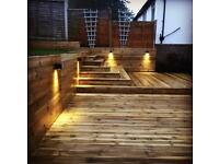 Carpenter, fitted furniture, Decking