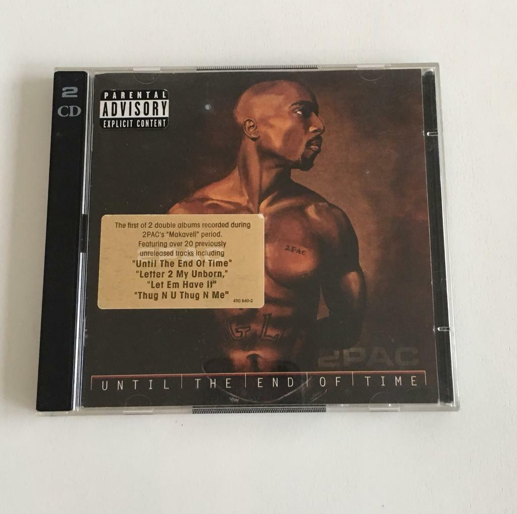 Cd 2pac Until The End Of Time 2 Cds In Bethnal Green