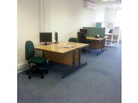 """Hot Desks"" and Office Space available in Central Clevedon"