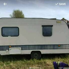 Need caravan pitch for a whole year maybe more