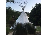 Tilly the Tipi is for sale