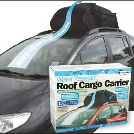 458Litre Water Resistant Car Roof Travel Cargo Bag Box Storage Carrier