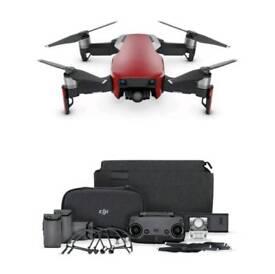 Mavic Air Drone 4k Fly more Combo + Extras