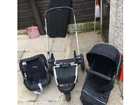 Mothercare My3 Pram Set For Sale!