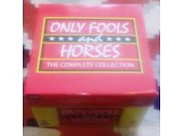 Only Fools and Horses complete DVD boxset
