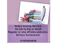 Kels ironing service