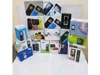 All Colours Available Brand New Nokia 105-108-1112-6230-6300-2730 Unlocked Open To All Networks