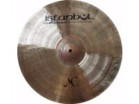 """*New* Istanbul Mehmet 20"""" MC Jazz Ride Cymbal (1864g) - Free UK delivery!"""