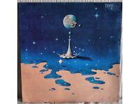 vintage ELO vinyl record (TIME)