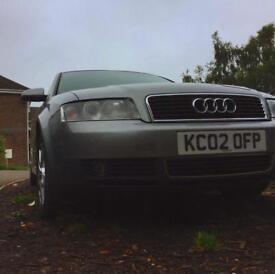 Audi A4 2.0 liter petrol