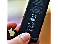TWO APPLE iPHONE 4S REPLACEMENT LI-ION BATTERY