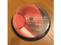 10 DVD Recordable