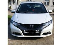 Honda Civic 1.6 i-DTEC ES 1.6 5dr 2013