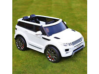 Range Rover HSE Style 12v Electric Battery Ride on brand new parental control great xmas prezzie