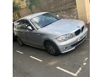 Still for Sale BMW 1 series 120D 2005 automatic silver 5 door
