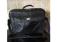 Antler Leather Laptop Case / Bag , Shoulder Bag , brief case
