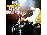 The Sensational Everly Brothers original double gatefold LP
