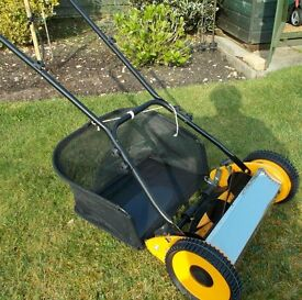 We have to sell this lawnmower as we found when we moved here it was not suitable for the lawn here