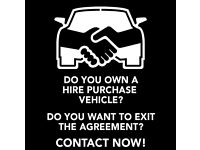 HIRE PURCHASE CARS WANTED