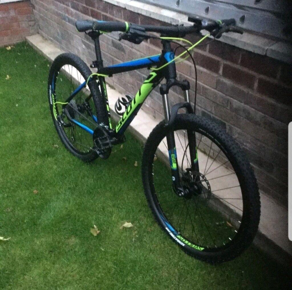 Scott Mountain Bike In Rochdale Manchester Gumtree