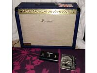 Marshall VS265 Guitar Amp, Blue Limited Edition 1997