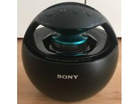 Sony RDP-V20IP Portable iDock iPod iPhone Apple Speaker (Battery or mains powered) - Black