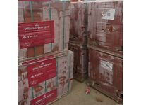Brand new, wienerberger Warnham Red Stock Bricks