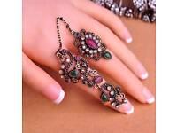 Beautiful Double Ring