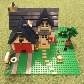 Lego Apple Tree Creator House