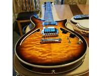 CUSTOM / LUTHIER GUITAR - KENN GORDON L@@K!! SWAP.... not PRS / GIBSON / FENDER / TAYLOR