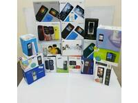 Mostly All Colours Brand New Nokia 105-108-1112-1200-6230-6300-2730 Unlocked