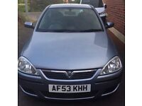 For Sale £750 ONO Vauxhall Corsa Active 12