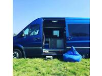 Vw crafter camper / day van
