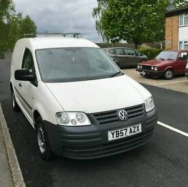 VW CADDY 1.9tdi 2007