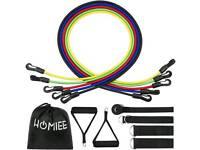 Brand new Fitness resistance bands set
