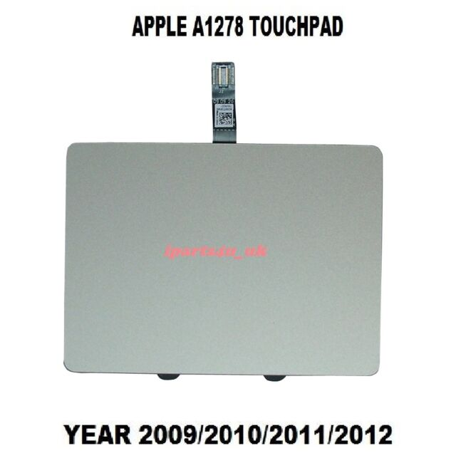 "New Apple Macbook Pro 13"" A1278 Touchpad Trackpad Year 2009 2010 2011 2012"