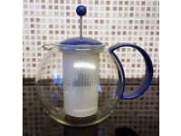 Bodium Tea Press/ Infuser/ Maker - Ideal for use with loose tea or tea bags £3 TO GO TODAY