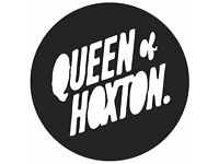 Part Time Bar Staff required for Shoreditch venue - Queen of Hoxton
