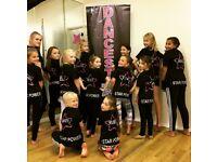 Dance Classes. Age 3+