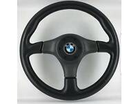 BMW E30 NARDI STEERING WHEEL