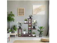 Wooden Plant Stand / Display Unit