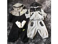 Baby boys tracksuits