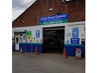SUMMER SPECIAL, HOT PRICES, CROSSROAD GARAGE £29.99MOT, £29.99 AC LOOK FOR MORE GOV APPROVED GARAGE