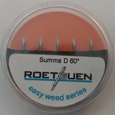 Original Roetguen Summa D Series 60 Vinyl Cutter Plotter Blades
