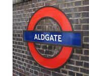 Fabulous One Bedroom Flat In Aldgate!!! Coming Soon!!! Must See It!!