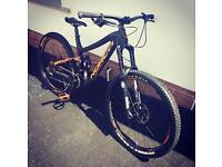 Norco Carbon Range Enduro/Downhill Full Suspension Mountain Bike