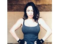 Fitness classes with personal trainer Headhuntress Warrior Results