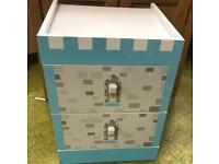 Brand new boxed bedside units